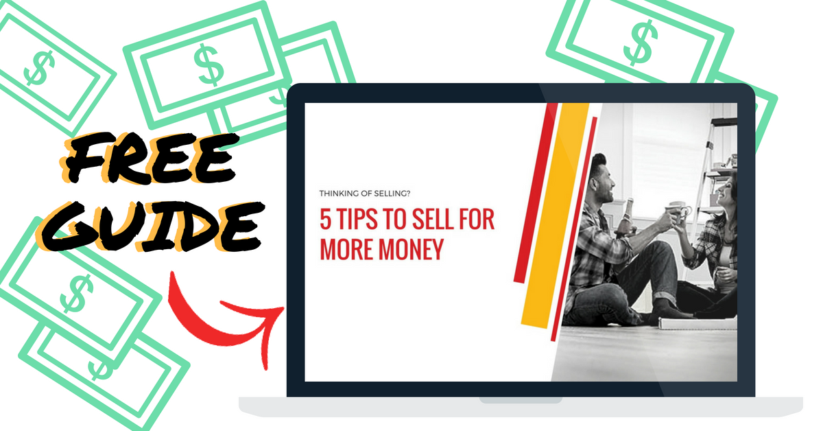 5 Tips to Sell For More Money Guide